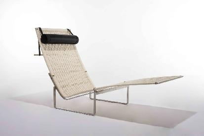 Kayla Rattan Lounge Chair